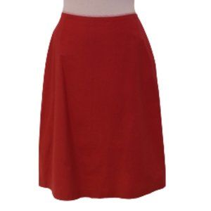 Banana Republic Cotton A Line Skirt- Sz. 6